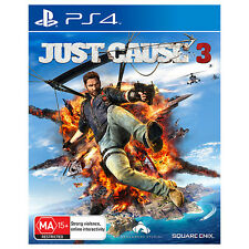 NEW Just Cause 3 - PS4
