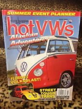 Dune Buggies and Hot Vws Magazine June 2008 VW