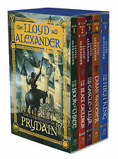 The Chronicles of Prydain by Lloyd Alexander (Paperback / softback)