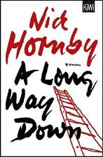A Long Way Down ++ Nick Hornby (2013) ++ Roman ++ TB zum Kino-Film ++ NEU ++