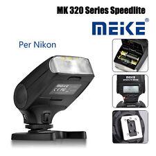 Flash Meike MK-320 E-TTL Speedlite HSS Master per Nikon D3000 D3100 D3200 D3300
