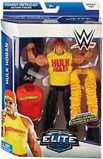 HULK HOGAN WWE MATTEL ELITE SERIES 34 ACTION FIGURE TOY - MINT PACKAGING