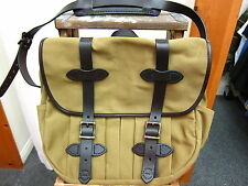 FILSON Field Bag Tan New Made in USA