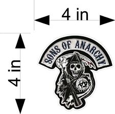 SONS OF ANARCHY car & truck vehicle decals/stickers