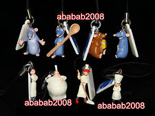 Yujin Disney Ratatouille strap figure (full set of 8 figures)