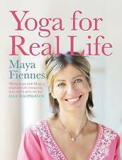 Yoga for Real Life: The Kundalini Method, Fiennes, Maya, Good, Paperback