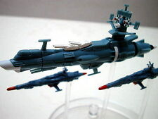 Star Blazers Yamato Mechanical Collection P.2 CRUISER & DESTROYER (EDF)