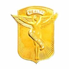 Chiropractic Health Lapel Pin Medical Emblem Winged Angel Graduation 966 New
