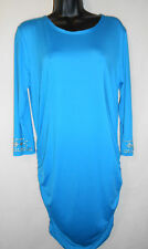 Nouveau Michael Kors beach cover up robe, coupe ample taille xs/s