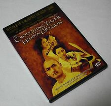 Crouching Tiger, Hidden Dragon (DVD, 2001, Mandarin Edition) Chow Yun Fat PG-13