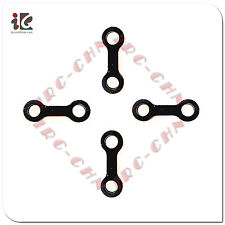 4X CONNECT BUCKLE FOR VIEFLY V388 RC HELICOPTER SPARE PARTS V388-18