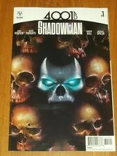 4001AD SHADOWMAN #1 VALIANT COMICS COVER B