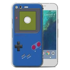 STUFF4 Phone Case for Google Nexus/Pixel Smartphone/Video Gamer/Gameboy/Cover