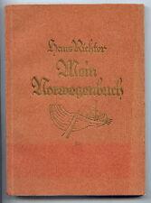 Il mio Norvegia libro di Hans giudici 1925, 1. EDIZIONE