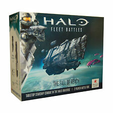 Spartan Games Halo Fleet Battles - The Fall of Reach HFBB01