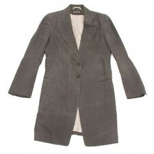 ANN DEMEULEMEESTER washable cotton jacket Size 38(K-25052)