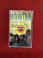 Mountain: Super Hits  Audio Cassette
