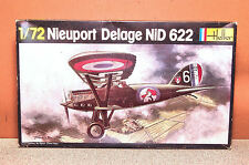 1/72 HELLER NIEUPORT-DELAGE NiD 622 MODEL KIT # 224