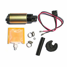 Custom New Electric Intank Fuel Pump w/ Installation Kit For Nissan Toyota E2068