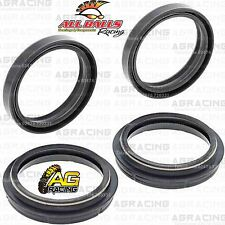 All Balls Fork Oil & Dust Seals Kit For 48mm KTM EXC 380 2002 02 MotoX Enduro