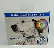 TAGG The Pet Tracker GPS For Dogs TAGG3WA (NEW) Text, Email, And GPS For Pets