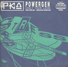 PKA - Powergen (Only Your Love) - Stress