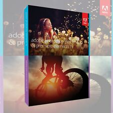 Adobe Photoshop Elements 15 + Premiere Elements 15 VOLLVERSION - 2-fach Lizenz