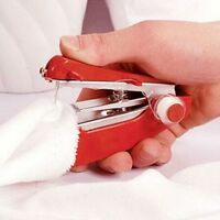 Portable Cordless Mini Hand-Held Clothes Sewing Machine Fascinating