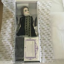 TONNER 25th Anniversary SIGNED Ellowyne Wilde LE 125 Deep Dark Forest RESIN