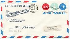 1973 F-8 Digital Fly-by Wire - Oestricher - Flight Research Center Edwards NASA