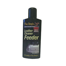 The Dogs Car Valeting Kit Seals and Protects Leather Cleaner Feeder 500ml