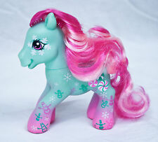 My Little Pony G3 TAF Christmas Minty Twice As Fancy Holiday Winter Green MLP