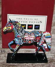 TRAIL OF PAINTED PONIES Spirits of the Northwest 3E/4635 ~Alaskan Animal Totems~