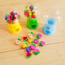 Lovely Toy Mini Candy Dispenser Gumball Vending Machine Coin Box Kid Baby Toy UK