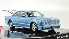 BENTLEY CONTINENTAL T 1996 BLUE Minichamps 1:43 436139970