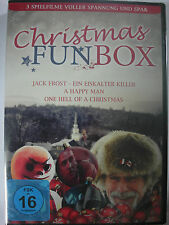 Christmas Fun Box - Weihnachten Sammlung - Hell, Frost, Happy Man Pierre Richard
