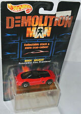 Demolition Man - BUICK WILDCAT - 1:64 Hot Wheels 1993