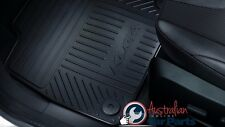 Ford Kuga Floor Mats Rubber New Genuine 2013 2014 2015 accessories