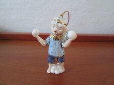 Bing & Gröndahl Christbaumschmuck Figur Engel Porzellan Nr. 165