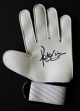 PETER SHILTON Signed GOALKEEPERS Glove NOTTINGHAM FOREST & ENGLAND Legend COA