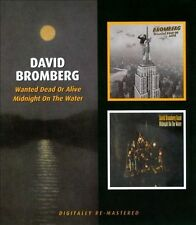 Wanted Dead or Alive/Midnight on the Water by David Bromberg (CD, Jun-2010, 2...