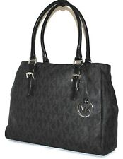 Michael Kors Jet Set Item Medium Work Tote, Black, Pre-owned (See Conditon) $298