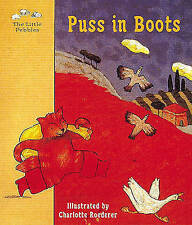 Puss in Boots: A Fairy Tale by Charles Perrault by Marie-France Floury,...