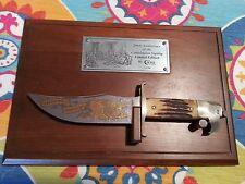 CASE XX LIMITED EDITION BOWIE KNIFE