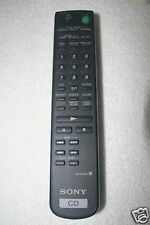 Sony RM-DX300 Remote Control for CDP-CX300/CX335/CX355