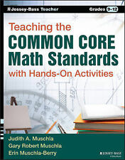 Teaching the Common Core Math Standards with Hands-on Activities: Grades 9-12...