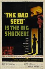 THE BAD SEED Movie POSTER 27x40 Nancy Kelly Patricia McCormack Henry Jones