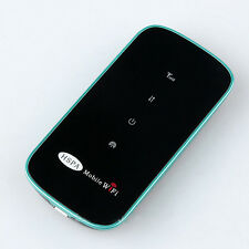 Mobile Hotspot 3G WiFi Modem Wireless Mini WiFi Router with SIM Card