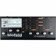 Waldorf Blofeld Desktop Synthesizer (Shadow edition, black)