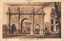 BR16820 Roma Arco di Costantino e la Meta Sudante   italy